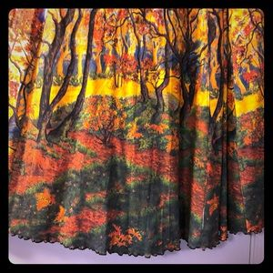 One of kind skirt. From Park City